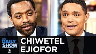 Chiwetel Ejiofor Telling a Malawian Story in The Boy Who Harnessed the Wind The Daily Show