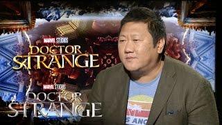 Benedict Wong on Marvel Studios Doctor Strange