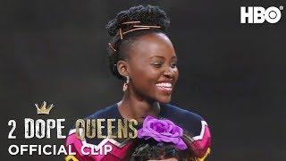 Lupita Talk to Us About Jordan Peele  2 Dope Queens  Season 2