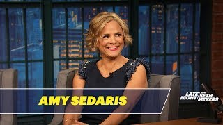 Amy Sedaris Reviews the Characters She Plays on At Home with Amy Sedaris