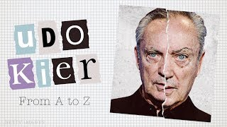 For Udo Kier the Eyes Have It