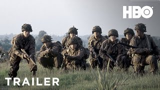 Band of Brothers Trailer Official HBO UK
