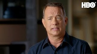 Tom Hanks Benedict Cumberbatch More Talk Getting THE CALL Spielberg 2017 HBO