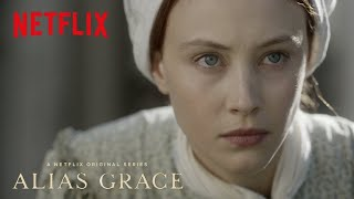 Alias Grace  Official Trailer HD  Netflix