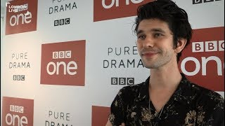 Ben Whishaw on A Very English Scandal  meeting Norman Scott  London Live