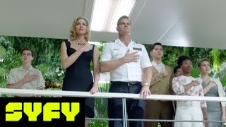 Ascension Launch Trailer  SYFY