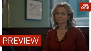 Yvonne and Costley have a coffee  Apple Tree Yard Episode 1 Preview  BBC One
