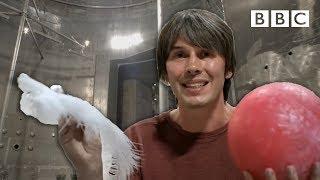 Brian Cox visits the worlds biggest vacuum Human Universe BBC