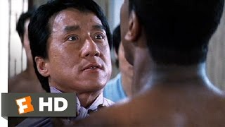 Rush Hour 2 25 Movie CLIP Massage Parlor Fight 2001 HD
