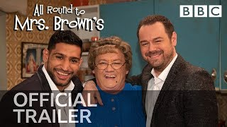All Round to Mrs Browns Series 2 Trailer  BBC One